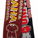 United v AC Sparta Half Half Friendship Knitted…
