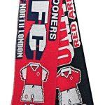 United v AFC Gooners Half Half Friendship Knitted…