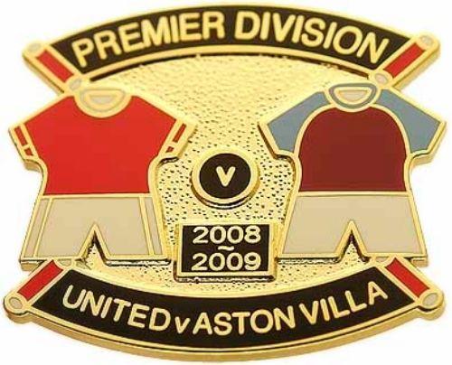 United v Aston Villa