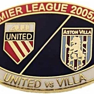 United v Aston Villa