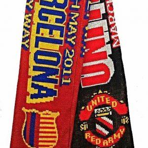 United v Barcelona