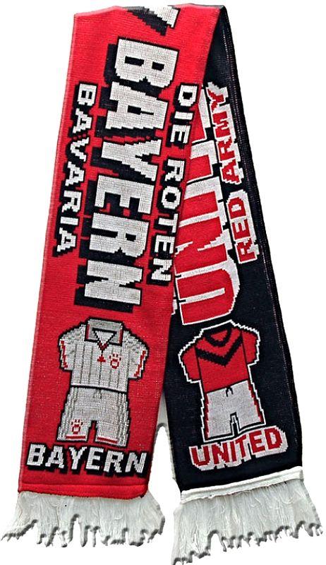 United v Bayern Grey Kit