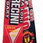 United v Debrecini Half Half Friendship Knitted…