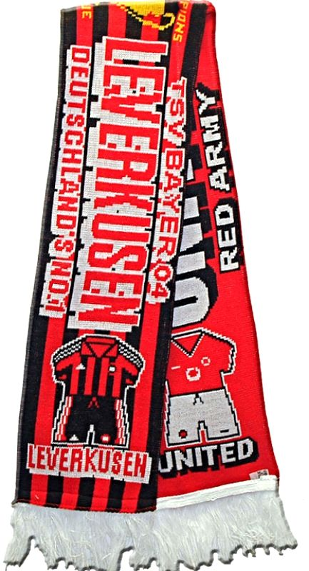 United v Leverkusen