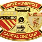 United v Liverpool Capital One Cup