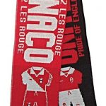 United v Monaco Half Half Friendship Knitted Scarf