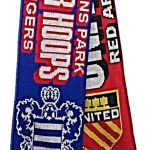 United v QPR Super Hoops Half Half Friendship…
