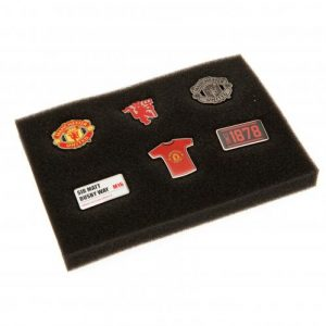 Man Utd Badges
