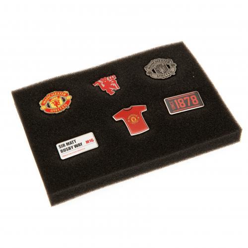 Man Utd Badges