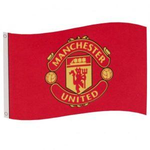 red crest flag