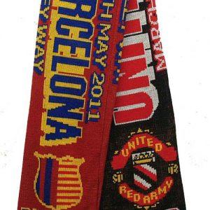 Barca v United