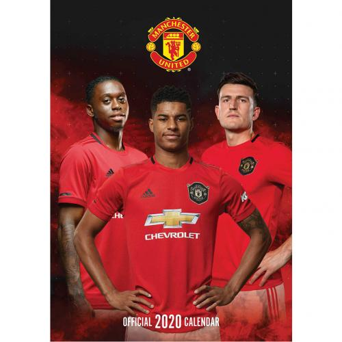 Man United Calendar