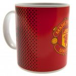 MUFC mug red
