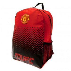 Man united backpack