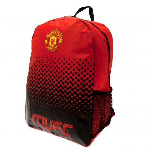 Man united backpack