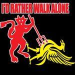 rather walk alone